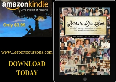 Letters to our sons E Book Kindle