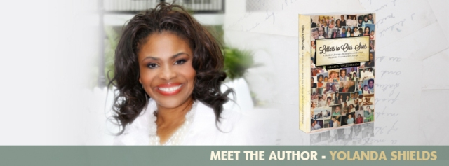Meet the Author of Letters to Our Sons - Yolanda Conley Shields