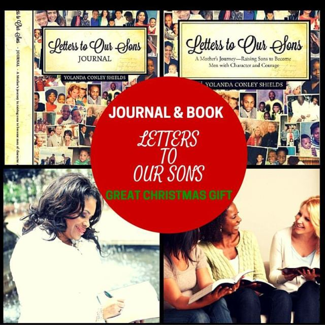 LETTERS TO OUR SONS CHRISTMAS ONLINE SPECIALS